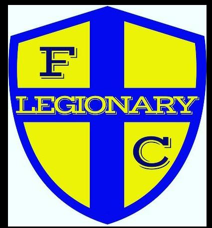 Логотип Легіонер